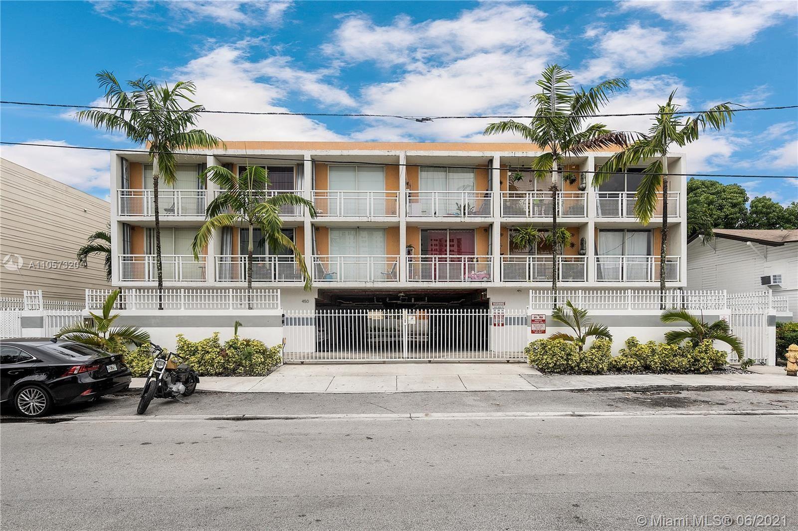 450 SW 3rd St #12, Miami, FL 33130 - #: A11057320