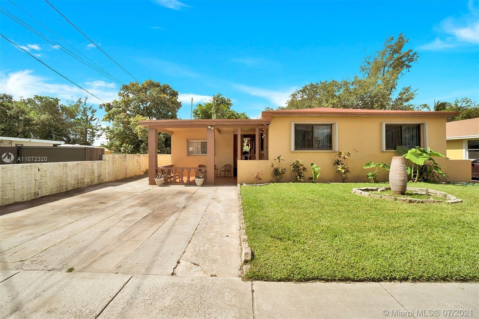 1330 NE 148th St, Miami, FL 33161 - #: A11072320