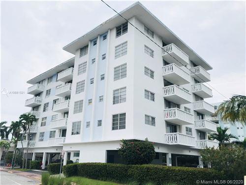 Photo of 4142 N Jefferson Ave #4C, Miami Beach, FL 33140 (MLS # A10881321)