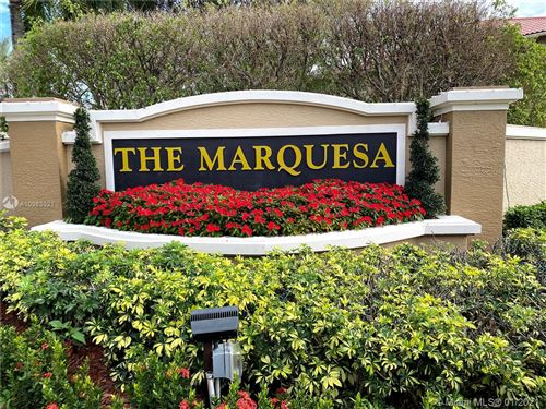 Photo of 11700 SW 1st St #3201, Pembroke Pines, FL 33025 (MLS # A10983321)