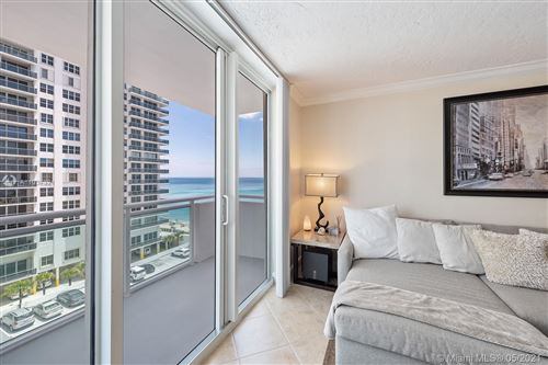 Photo of 3001 S Ocean Dr #709, Hollywood, FL 33019 (MLS # A11037321)