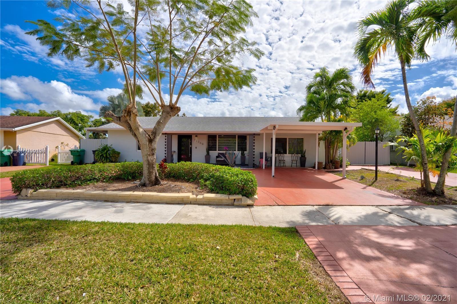 13360 SW 52nd St, Miami, FL 33175 - #: A10999321