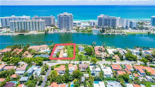 Foto de inmueble con direccion 5589 Pine Tree Dr Miami Beach FL 33140 con MLS A10489322