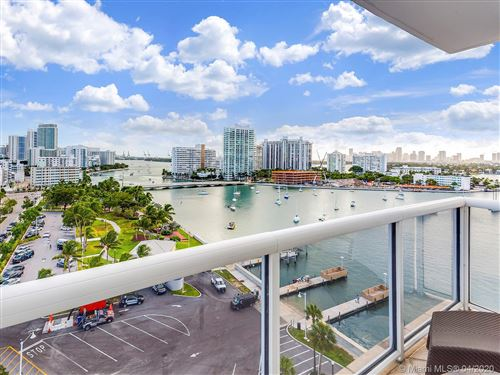 Photo of 1800 Sunset Harbour Dr #1201, Miami Beach, FL 33139 (MLS # A10843322)