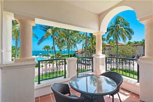 Photo of 15721 Fisher Island Dr #15721, Miami Beach, FL 33109 (MLS # A10866322)