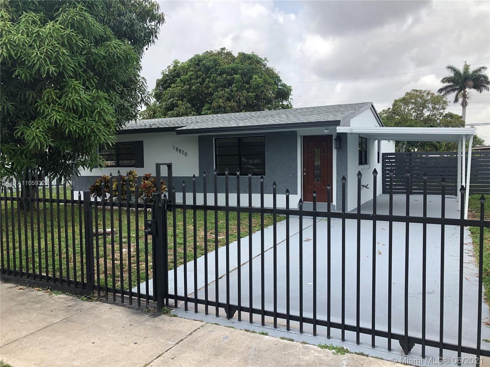 18820 NW 44th Ave, Miami Gardens, FL 33055 - #: A11059322