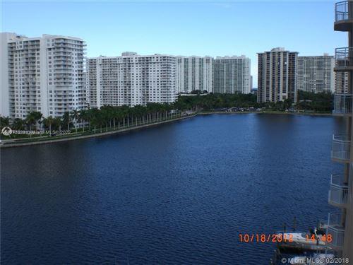 Photo of 18071 Biscayne Blvd #1002, Aventura, FL 33160 (MLS # A11073323)