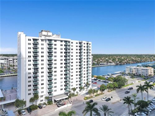 Photo of 3000 S Ocean Dr #606, Hollywood, FL 33019 (MLS # A11103323)