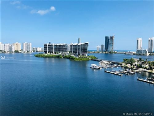 Photo of 7000 Island Blvd #1105, Aventura, FL 33160 (MLS # A10758324)