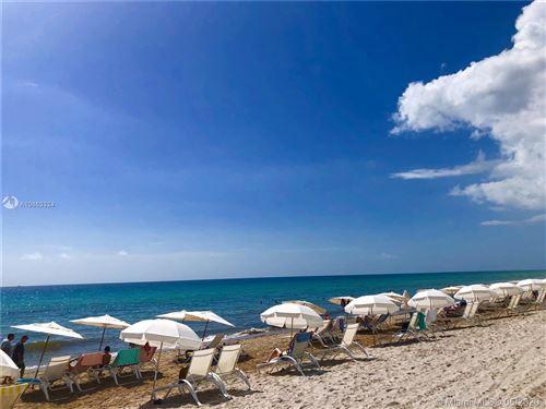 Foto de inmueble con direccion 1850 S Ocean Dr #2608 Hallandale Beach Beach FL 33009 con MLS A10863324