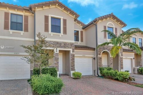 Photo of 11623 SW 150th Pl, Kendall, FL 33196 (MLS # A10933324)