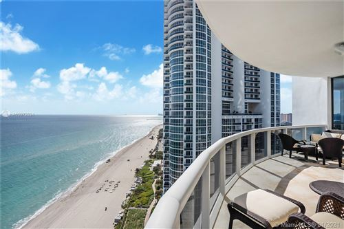 Photo of 18201 Collins Ave #SPA109, Sunny Isles Beach, FL 33160 (MLS # A10972324)