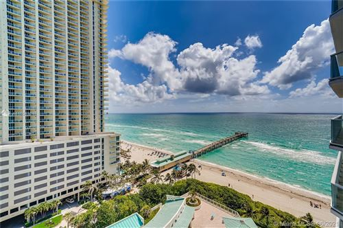 Photo of 16485 Collins Ave #1535, Sunny Isles Beach, FL 33160 (MLS # A11056324)