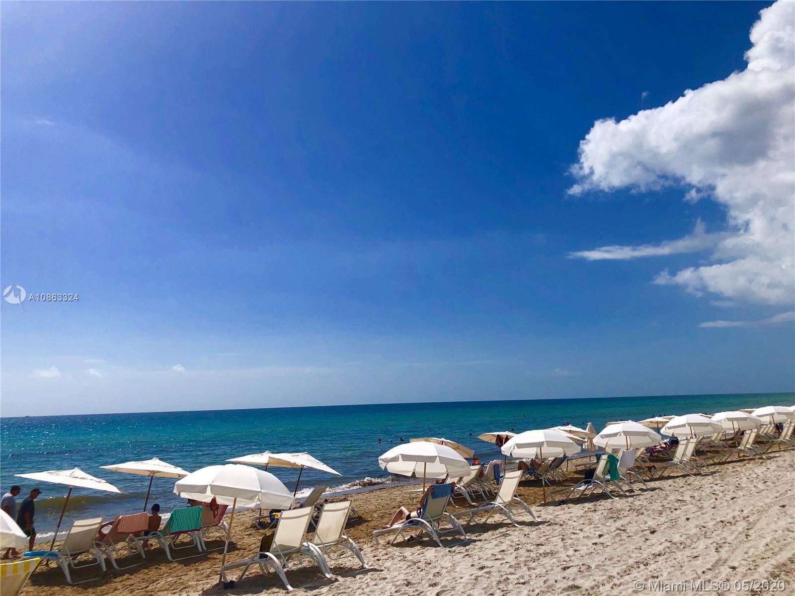 1850 S Ocean Dr #2608, Hallandale Beach, FL 33009 - #: A10863324