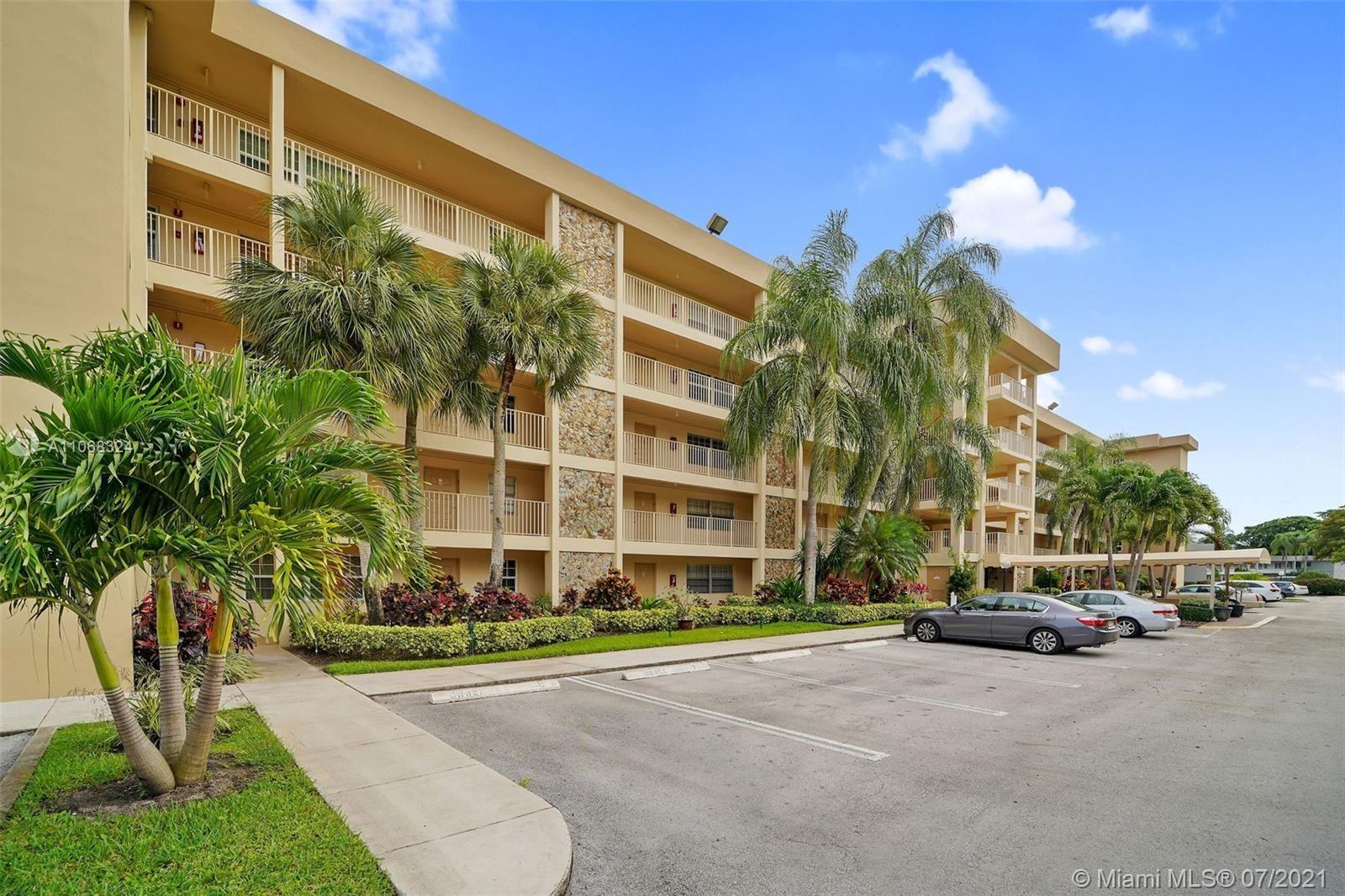 4030 W Palm Aire Dr #307, Pompano Beach, FL 33069 - #: A11068324