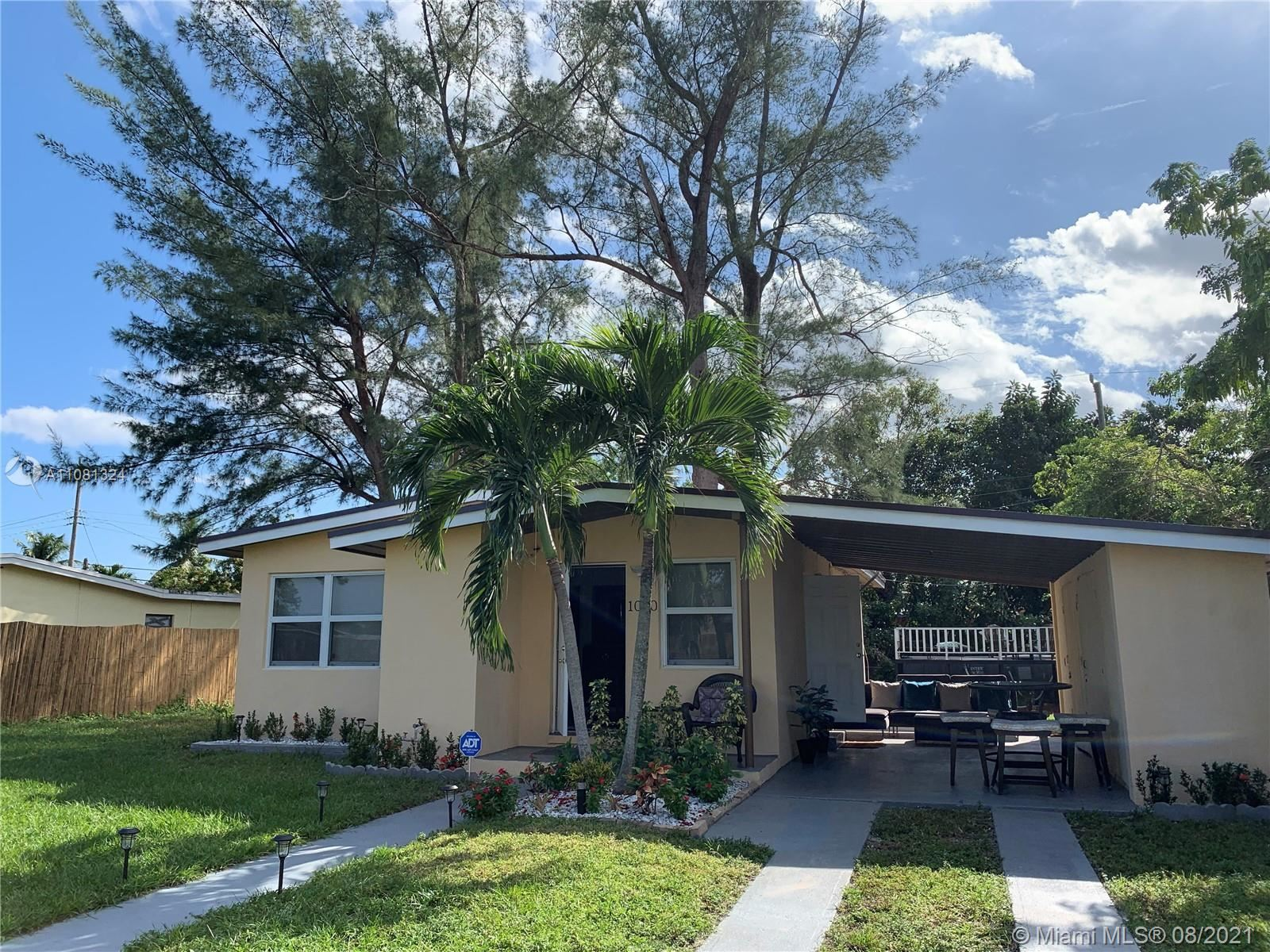 1000 NW 13th Ct, Fort Lauderdale, FL 33311 - #: A11081324