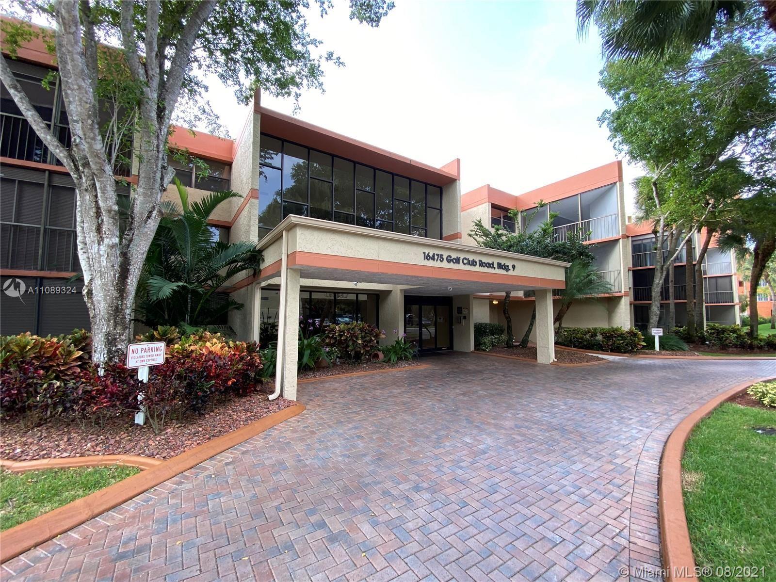 16475 Golf Club Rd #108, Weston, FL 33326 - #: A11089324