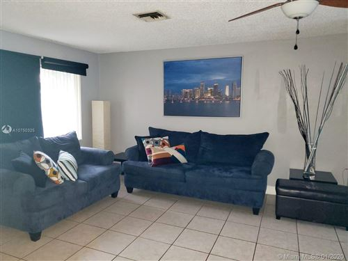 Photo of Listing MLS a10750325 in 523 SW 72nd Ter North Lauderdale FL 33068