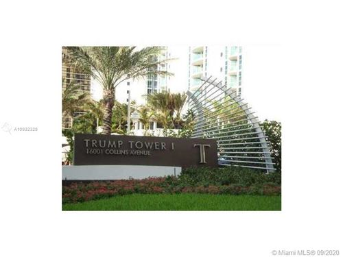 Photo of 16001 Collins Ave #3804, Sunny Isles Beach, FL 33160 (MLS # A10932325)
