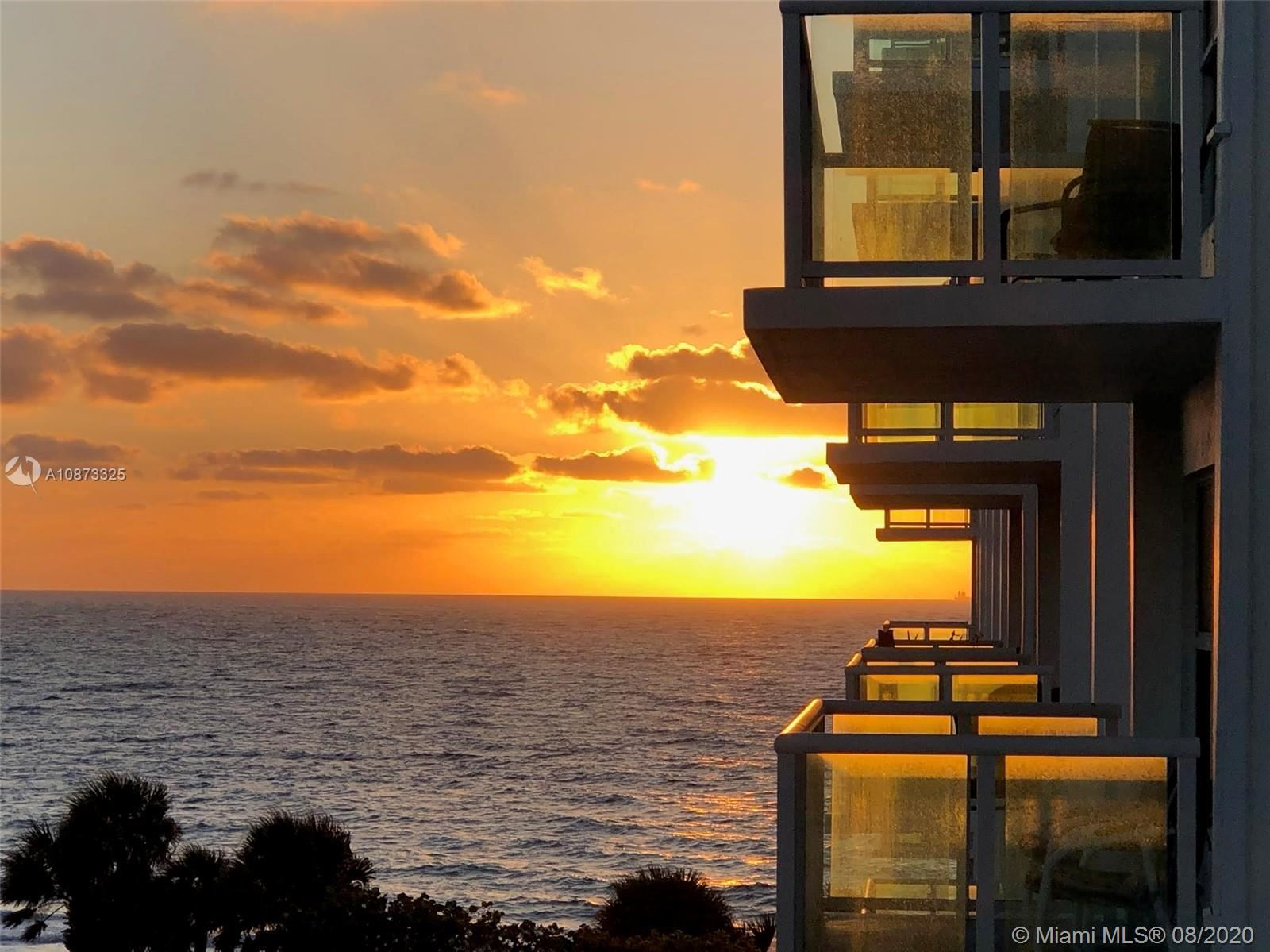 Photo of 3550 Galt Ocean Dr #407, Fort Lauderdale, FL 33308 (MLS # A10873325)