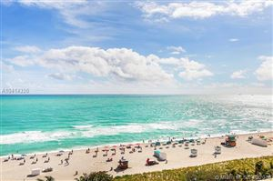 Photo of 4201 Collins Ave #901, Miami Beach, FL 33140 (MLS # A10414326)