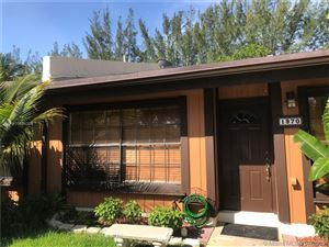 Photo of 1970 Seagrape Ave, Pembroke Pines, FL 33026 (MLS # A10698326)