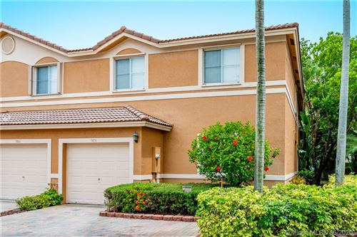 Photo of Listing MLS a10871326 in 9851 NW 24th Ct Sunrise FL 33322