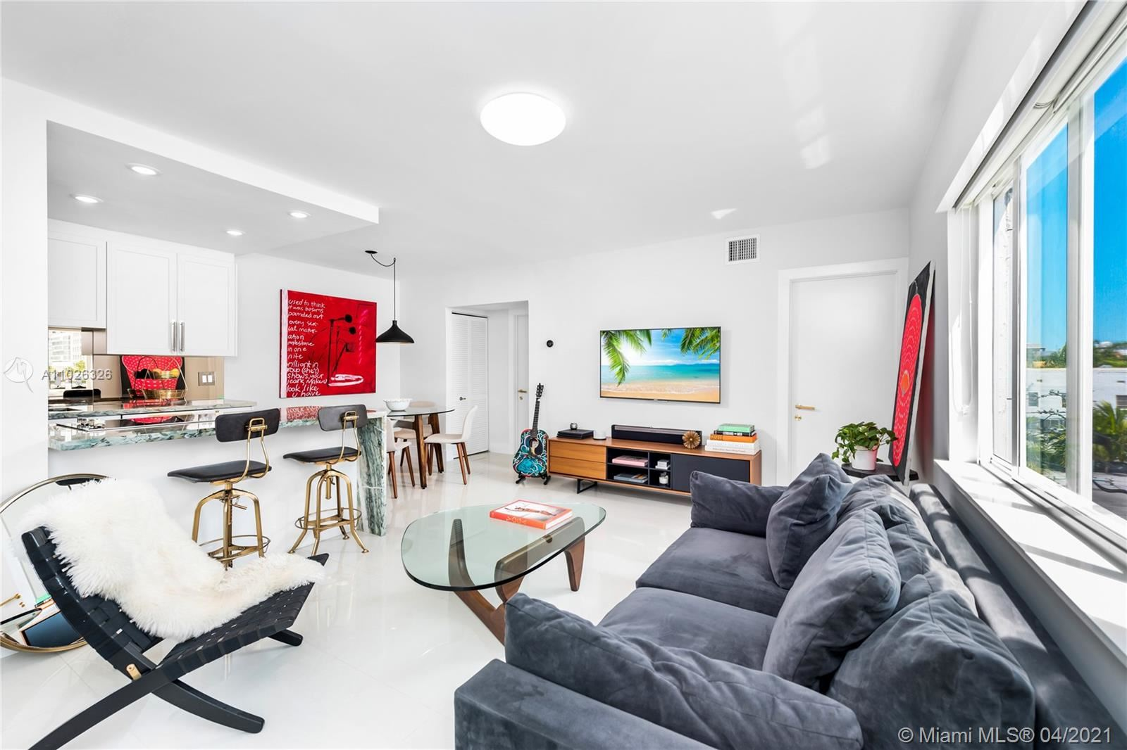 1545 Euclid Avenue #4F, Miami Beach, FL 33139 - #: A11026326
