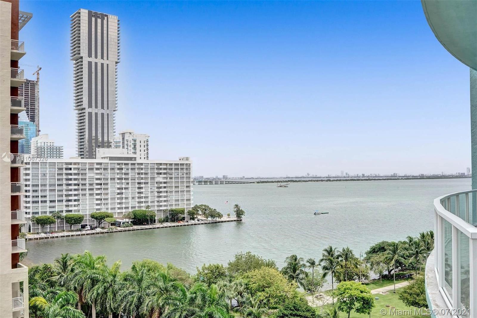 1900 N Bayshore Dr #1010, Miami, FL 33132 - #: A11067326