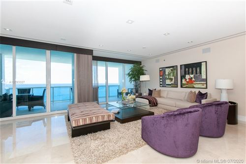 Photo of 2711 S Ocean Dr #2203, Hollywood, FL 33019 (MLS # A10783327)