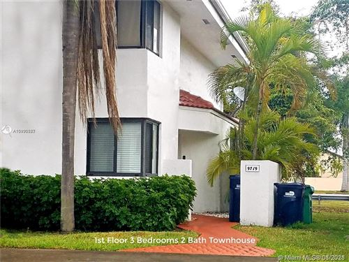 Photo of 9719 SW 138th Ave #9719, Miami, FL 33186 (MLS # A10990327)
