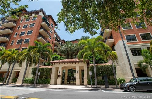 Photo of 100 Andalusia Ave #210, Coral Gables, FL 33134 (MLS # A11059327)