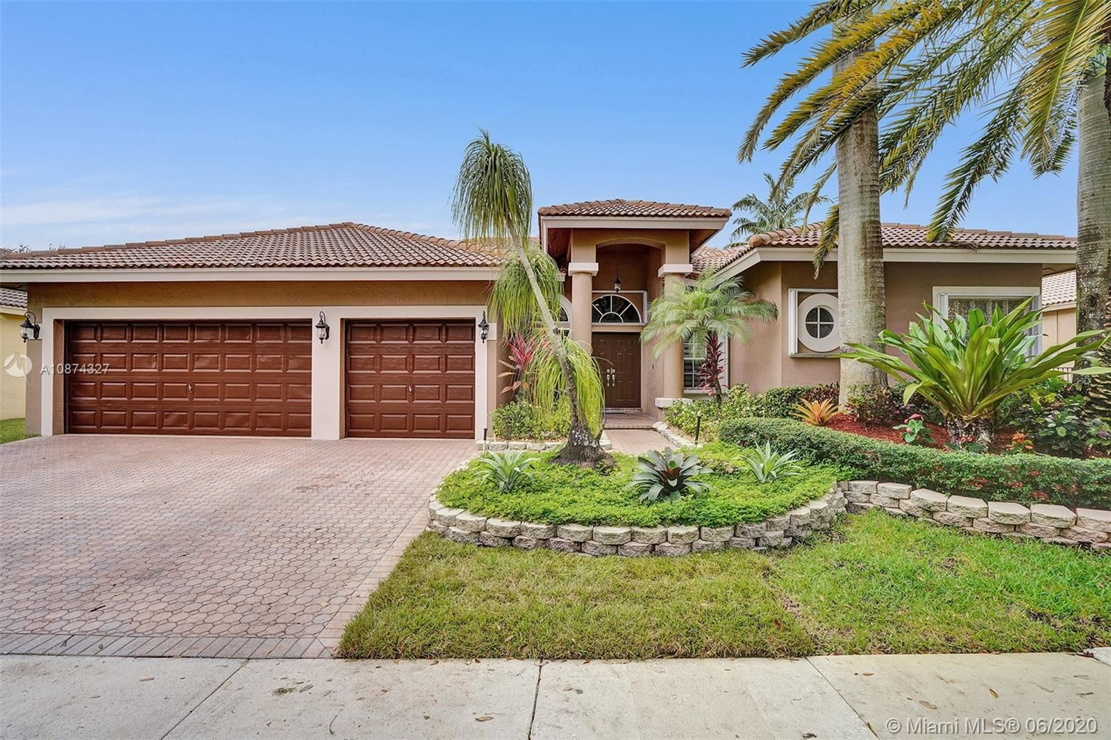 3725 Oak Ridge Ln, Weston, FL 33331 - #: A10874327