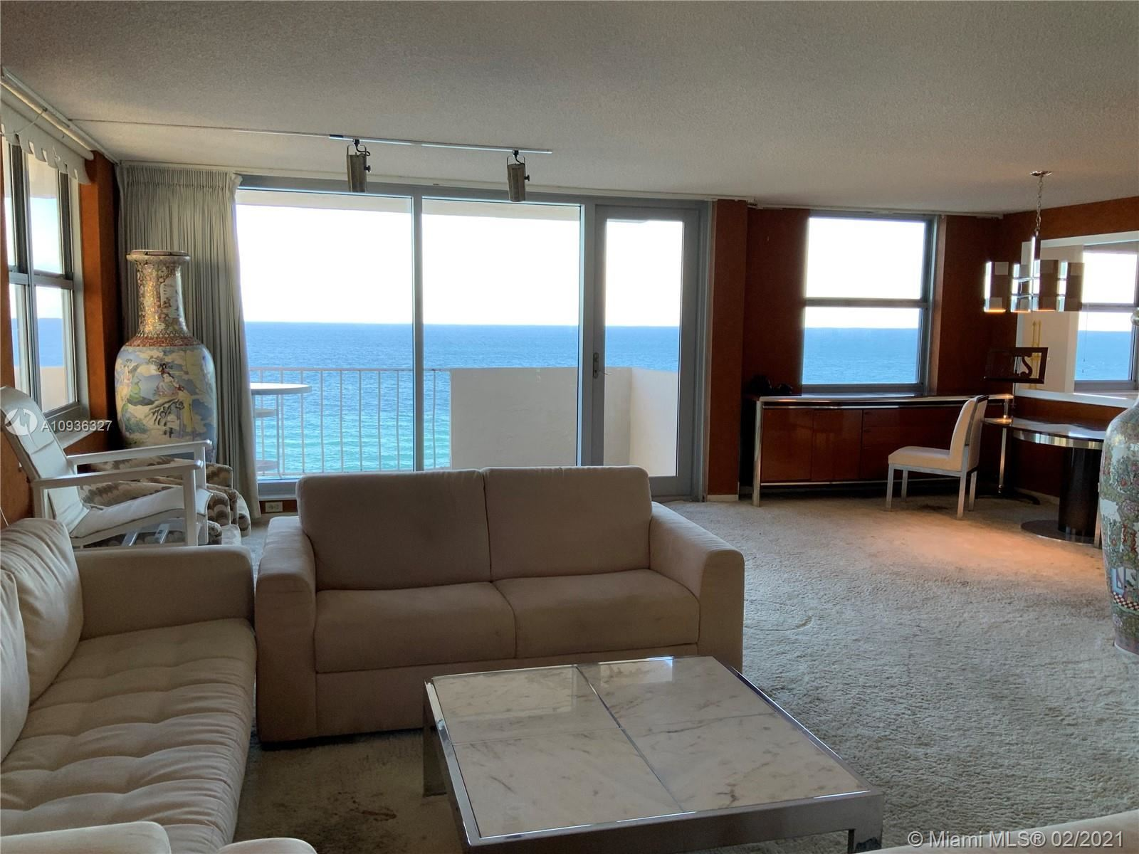 1912 S Ocean Dr #11D, Hallandale Beach, FL 33009 - #: A10936327