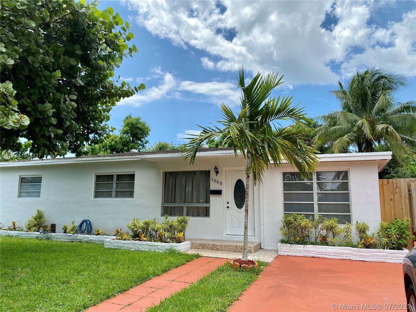 1060 NE 156th St, North Miami Beach, FL 33162 - #: A11076327
