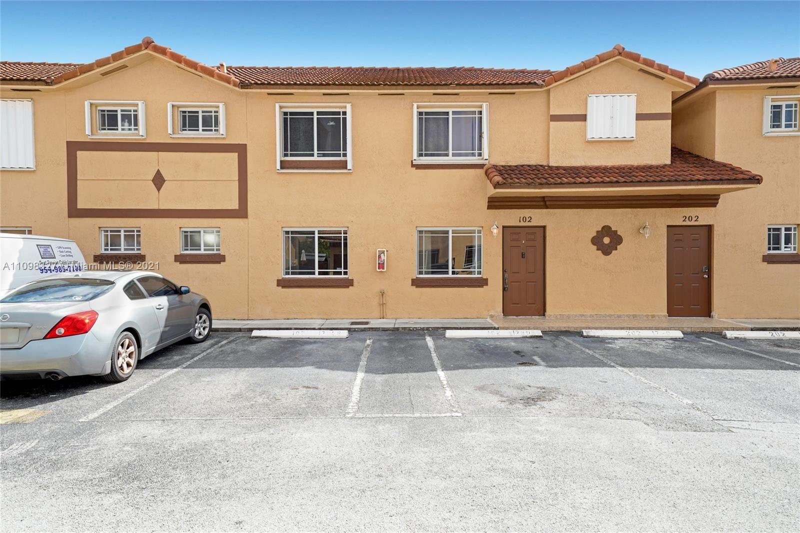 17308 NW 74th Ave #102, Hialeah, FL 33015 - #: A11098327
