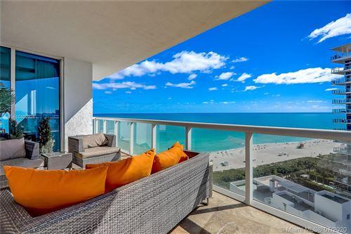 Photo of 3801 Collins Ave #1601, Miami Beach, FL 33140 (MLS # A10802328)