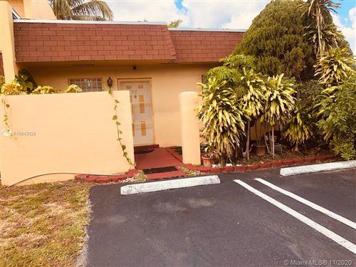 Photo of 518 NW 179 Street #518, Miami Gardens, FL 33169 (MLS # A10843328)
