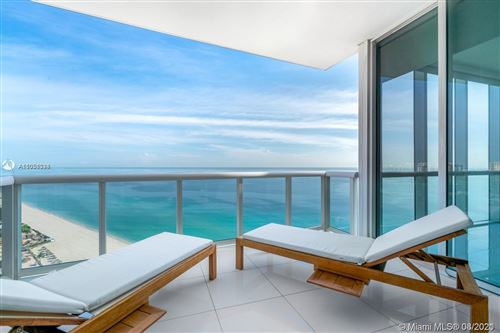 Photo of 18201 Collins Ave #3406, Sunny Isles Beach, FL 33160 (MLS # A11051328)