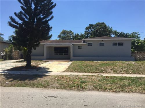 Photo of 18611 NW 9th Ave, Miami Gardens, FL 33169 (MLS # A10871329)
