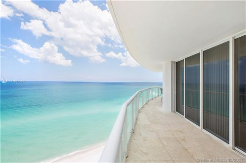 Photo of 18671 Collins Ave #1902, Sunny Isles Beach, FL 33160 (MLS # A11013329)