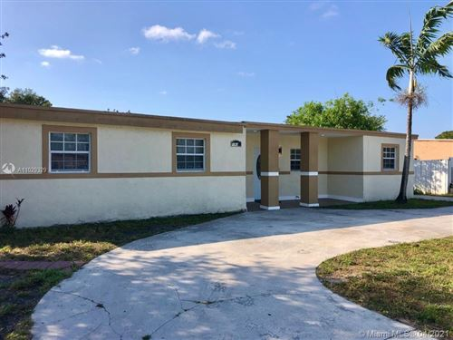 Photo of Miami Gardens, FL 33054 (MLS # A11029329)