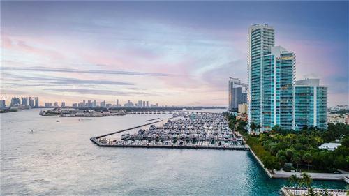 Photo of 1000 S Pointe Dr #2704, Miami Beach, FL 33139 (MLS # A11088329)
