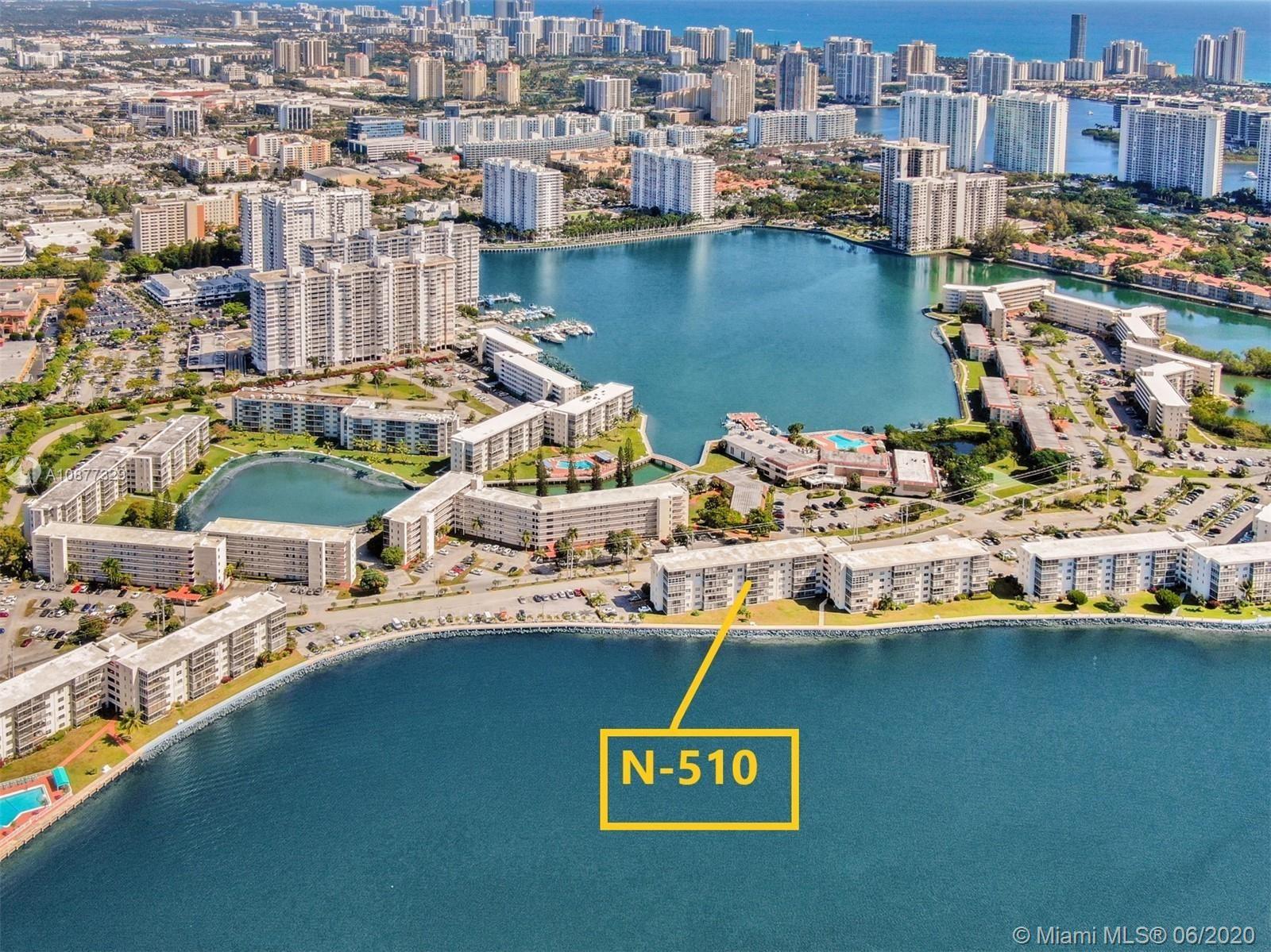2920 Point East Dr #N510, Aventura, FL 33160 - #: A10877329