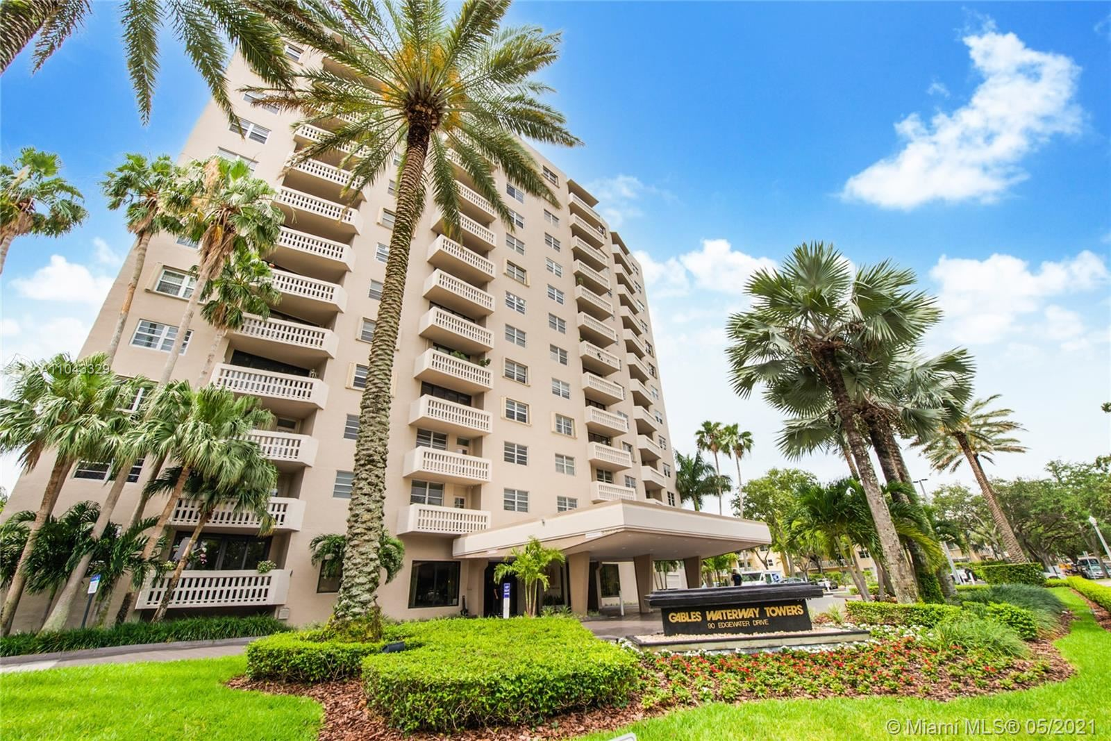 90 Edgewater Dr #308, Coral Gables, FL 33133 - #: A11043329