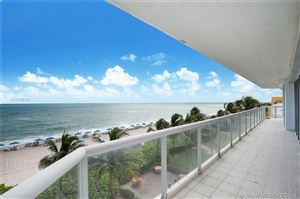 Photo of 16425 Collins Ave #WS7A, Sunny Isles Beach, FL 33160 (MLS # A10756330)