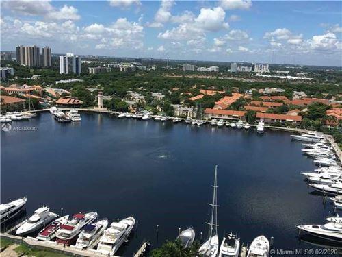 Photo of 21055 Yacht Club Dr #2204, Aventura, FL 33180 (MLS # A10808330)