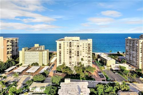 Photo of 1900 S Ocean Blvd #14N, Lauderdale By The Sea, FL 33062 (MLS # A10931330)