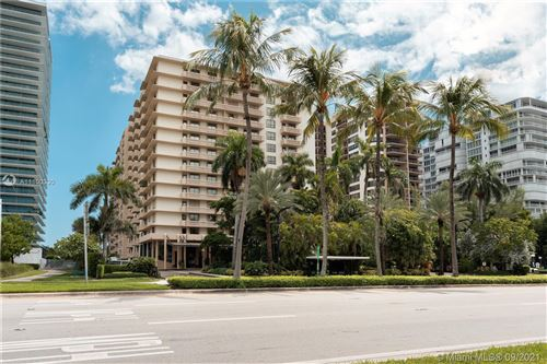 Photo of 10185 Collins Ave #718, Bal Harbour, FL 33154 (MLS # A11100330)