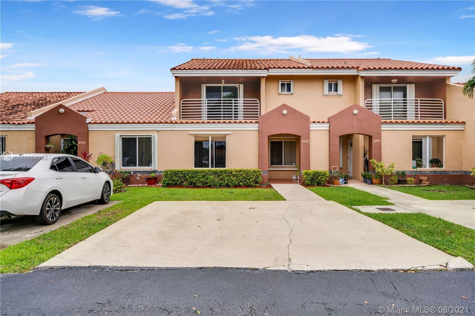 8332 SW 148th Ave, Miami, FL 33193 - #: A11058330